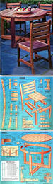 Plans For Wooden Outdoor Chairs by Best 25 Outdoor Tables And Chairs Ideas On Pinterest Outdoor