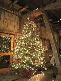 country christmas tree 40 pretty rustic christmas tree decorating ideas for home