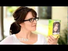 what color garnier hair color does tina fey use tina fey garnier fructis commercial hd youtube