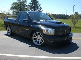 psycho mythic 2006 dodge ram srt 10 u0027s photo gallery at cardomain
