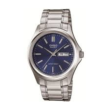 Jam Tangan Casio casio jam tangan casio standard lelaki mtp 1239dj 2ajf casio jam