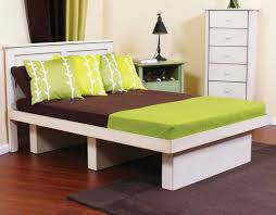 Bed Ideas by Metal Platform Beds Ideas Metal Platform Beds With Popular Style