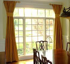 bedroom exquisite amount of drapery panels for beautiful window