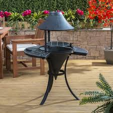 Hampton Bay Outdoor Fireplace - furniture using fabulous chiminea for patio furniture ideas