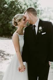 groom wedding real azazie weddings azazie