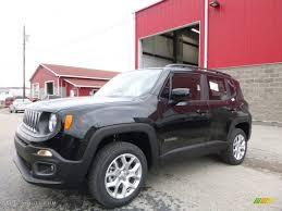 black jeep 2016 2016 black jeep renegade latitude 4x4 111352094 gtcarlot com