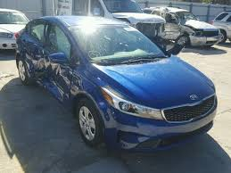 2017 Kia Forte Lx For by 2017 Kia Forte Lx For Sale Fl Punta Gorda Salvage Cars