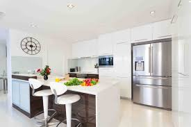 modern kitchen benchtops hoppers crossing contemporary