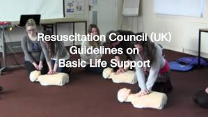 guidelines on basic life support resuscitation council uk 2015