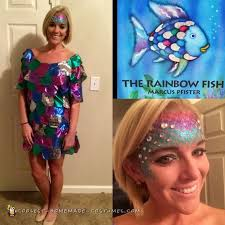 25 fish costume ideas fish makeup diy
