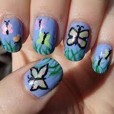 55 best nail art butterflies images on pinterest butterfly