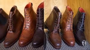 brogues shoe u0026 wingtip guide for men u2014 gentleman u0027s gazette