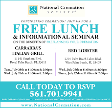 national cremation society the palm post business directory coupons restaurants