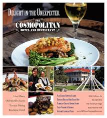 san diego thanksgiving buffet delight in the unexpected the cosmopolitan hotel and restaurant