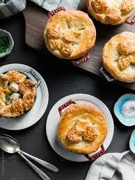 Pot Pie Variations by Turkey Pumpkin Pot Pie Kitchen Confidante