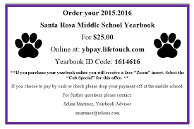 order high school yearbook yearbook middle high school santa rosa consolidated schools
