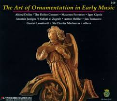 the of ornamentation in early various artists songs