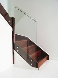Stair Banister Glass Ideal Stairs And Handrails Balustrade Timber Glass Wrought Iron