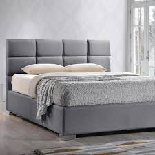 platform bed beds u0026 headboards bedroom furniture the home depot