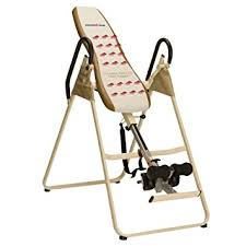 can an inversion table be harmful amazon com ironman ift 1000 infrared therapy inversion table