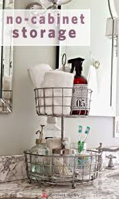 Jewelry Storage Solutions 7 Ways - best 25 bathroom counter storage ideas on pinterest bathroom