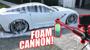 foam cannon cheap foam cannon run worth it