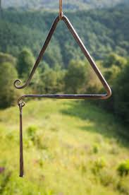 Charleston Forge Bakers Rack 36 Best Triangle Bells Images On Pinterest Dinner Bell Le U0027veon