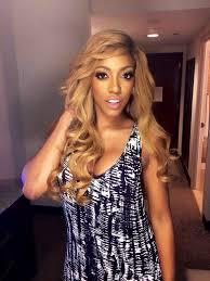 porsha on atlanta atlanta house wife hairstyle the real housewives of gossip porsha williams debuts blonde hair