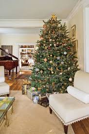 M M Christmas Tree Decorations by Christmas Tree Decorating Ideas Southern Living