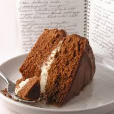 red chocolate cream cake easybaked