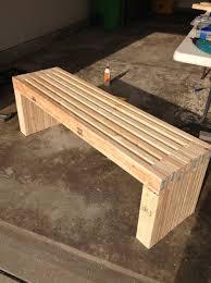 Concrete Patio Bench Diy Concrete Patio Bench Home Design Ideas