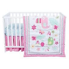 Pink And Gold Baby Bedding Crib Bedding Sets Walmart Com