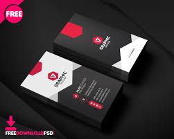 500 Business Cards Free Download Designer Business Card Freedownloadpsd Com