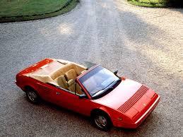 purple ferrari convertible ferrari mondial 3 2 cabriolet specs 1985 1986 1987 1988