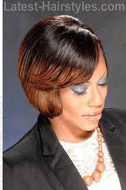 comb forward bob hairstyles 16 side swept hairstyles for black women with class
