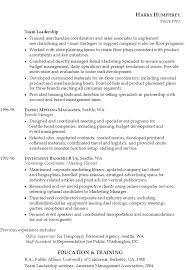Events Manager Resume Sample by Resume For Marketing And Product Management Susan Ireland Resumes