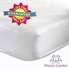 Soft Crib Mattress Pad The Best Crib Mattress Protector By Primary Comfort All