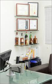 Bookshelves Cherry - furniture floating bookshelves wall mounted corner shelf cherry