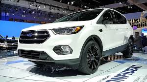 Ford Escape Electric - ford starts road testing an escape plug in hybrid prototype autoblog