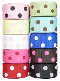 polka dot grosgrain ribbon cheap polka dot grosgrain ribbon wholesale find polka dot grosgrain