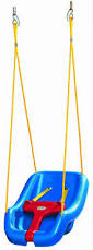 Wooden Swing Set Canopy by Best 25 Outdoor Baby Swing Ideas On Pinterest Playground Set