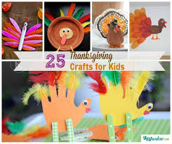 25 easy on thanksgiving day crafts for tip junkie