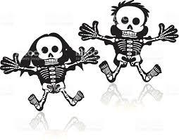 Halloween Skeleton Clip Art Skeleton Kids Stock Vector Art 165669154 Istock