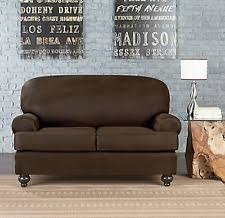 slipcovers for leather sofas leather sofa slip cover ebay