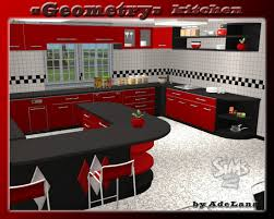 mod the sims kitchen