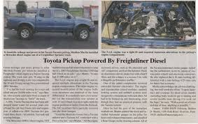 toyota tacoma diesel truck tacoma diesel vw or otherwise tacoma