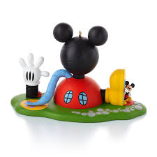 Hallmark Halloween Ornaments by Mickey Mouse Clubhouse General Keepsake Ornament Hallmark