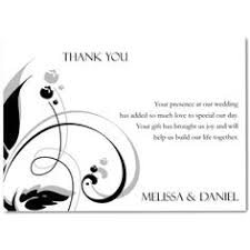wedding gift thank you notes how to write wedding thank you notes aerialist press wedding