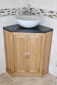 Ideas For Bathroom Vanities And Cabinets Corner Bathroom Vanity Home Design By John