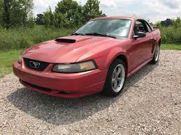 pre owned ford mustang convertible pre owned 2001 ford mustang gt convertible in olive branch near